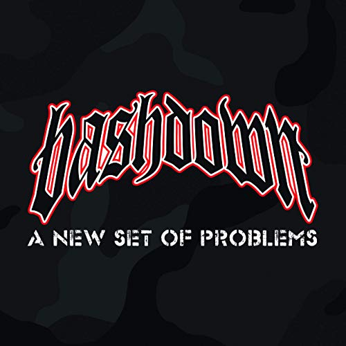 BASHDOWN - A New Set Of Problems cover