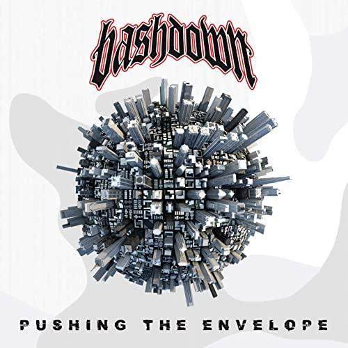 BASHDOWN - Pushing The Envelope cover