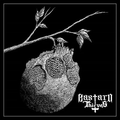 BASTARD THIEVES - Bastard Thieves cover