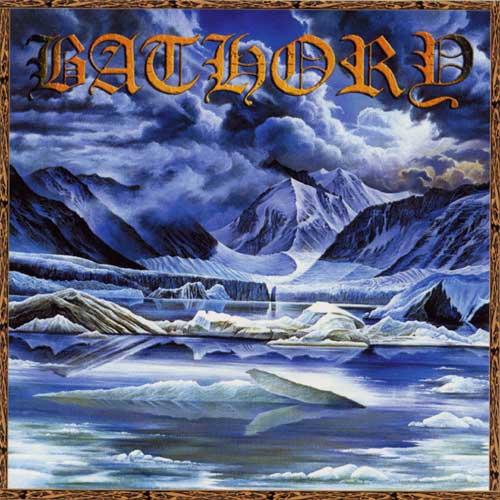 BATHORY - Nordland I cover