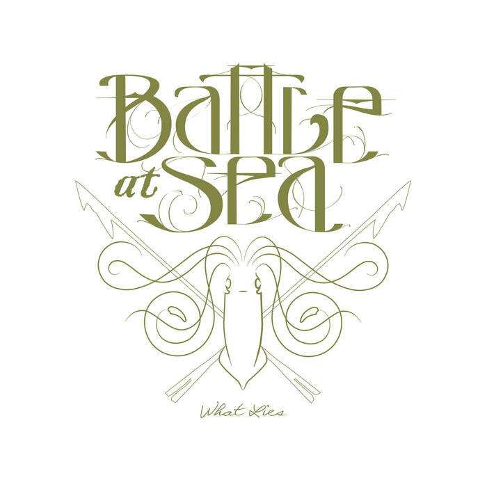 BATTLE AT SEA - What Lies cover