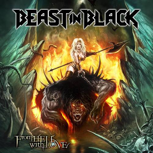 BEAST IN BLACK - From Hell With Love cover