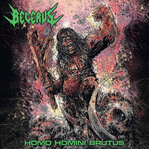 BECERUS - Homo Homini Brutus cover
