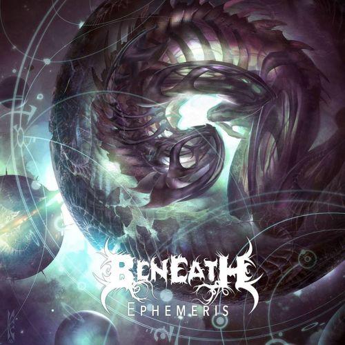 BENEATH - Ephemeris cover