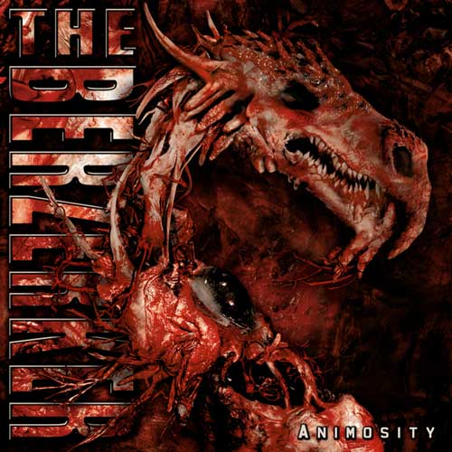 THE BERZERKER - Animosity cover