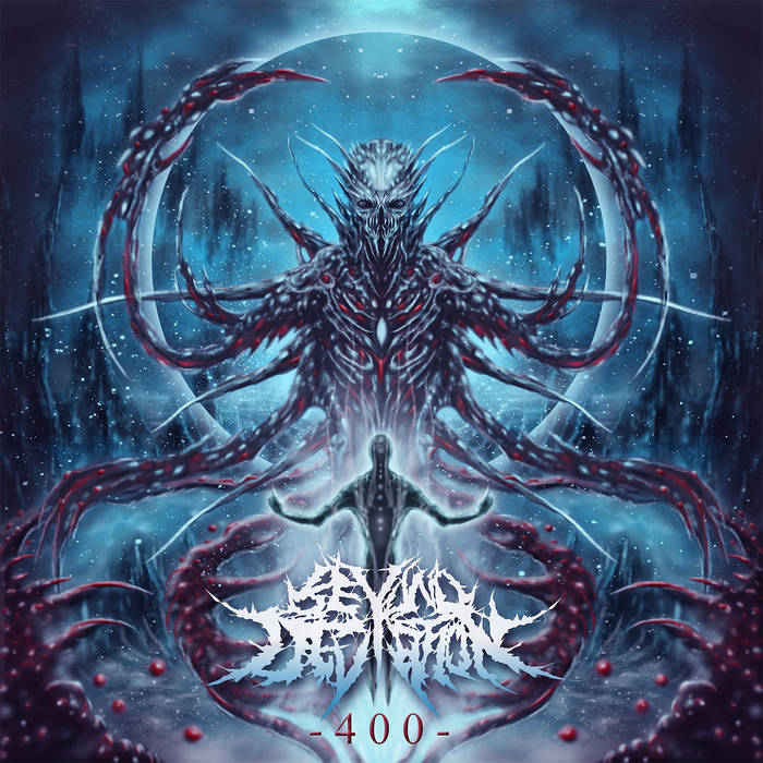 BEYOND DEVIATION - Beyond Deviation 400 (400 Vocalist World Record Track) cover