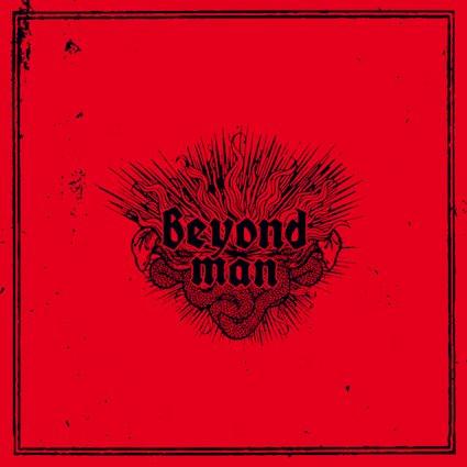 BEYOND MAN - Beyond Man cover