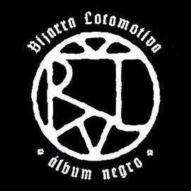 BIZARRA LOCOMOTIVA - Álbum Negro cover