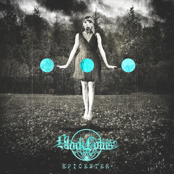 BLACK LOTUS - Epicenter cover
