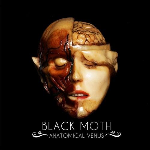 BLACK MOTH - Anatomical Venus cover