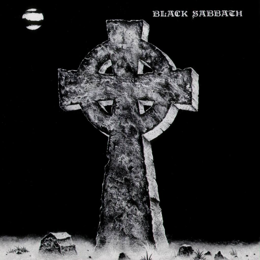 BLACK SABBATH - Headless Cross cover