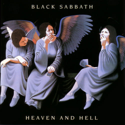BLACK SABBATH - Heaven And Hell cover