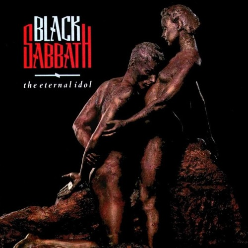 BLACK SABBATH - The Eternal Idol cover