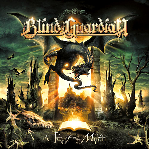 BLIND GUARDIAN - A Twist in the Myth cover