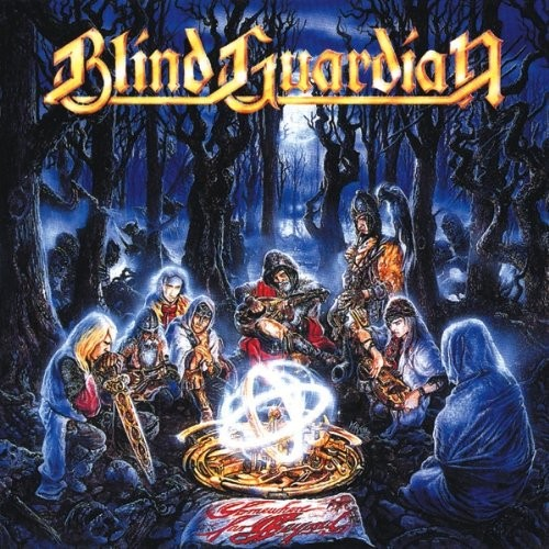 BLIND GUARDIAN - Somewhere Far Beyond cover