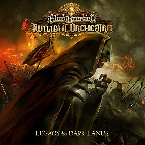 BLIND GUARDIAN - Twilight Orchestra: Legacy of the Dark Lands cover