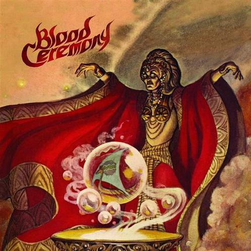 BLOOD CEREMONY - Blood Ceremony cover