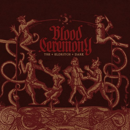 BLOOD CEREMONY - The Eldritch Dark cover
