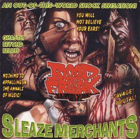 BLOOD FREAK - Sleaze Merchants cover