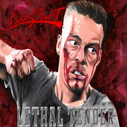 BLOODSPORT - Lethal Tender cover