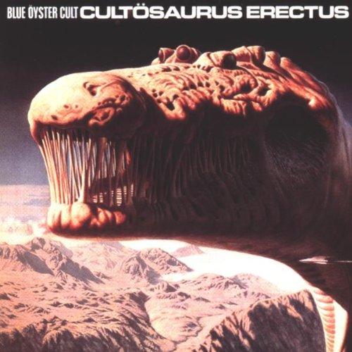 BLUE ÖYSTER CULT - Cultösaurus Erectus cover