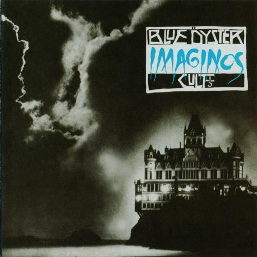 BLUE ÖYSTER CULT - Imaginos cover