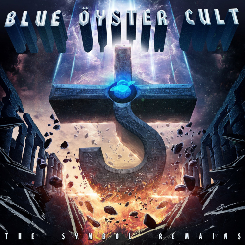 BLUE ÖYSTER CULT - The Symbol Remains cover