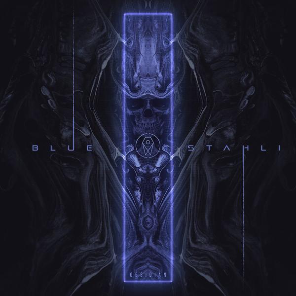 BLUE STAHLI - Obsidian cover