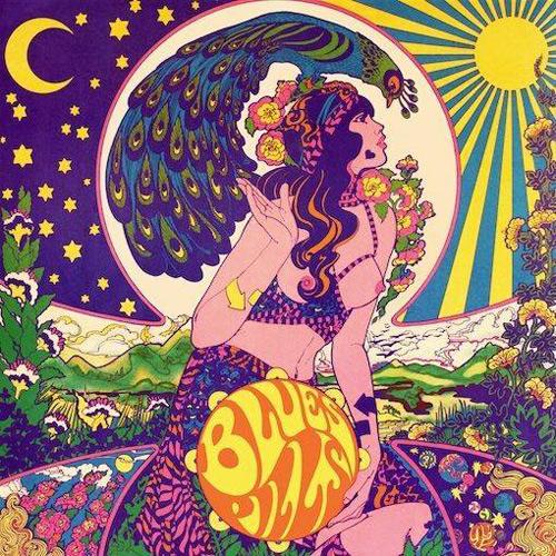 BLUES PILLS - Blues Pills cover
