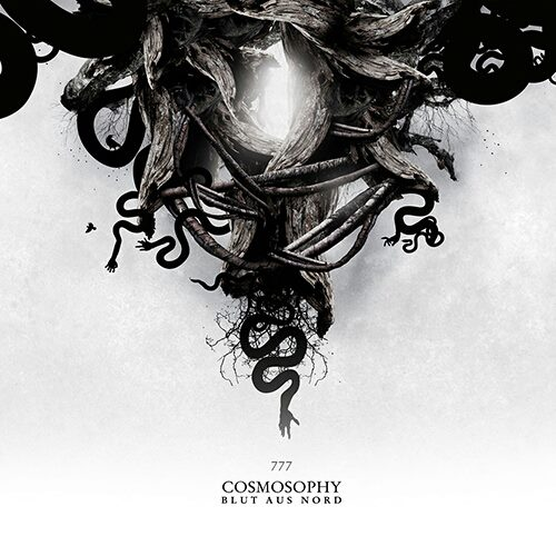 BLUT AUS NORD - 777 - Cosmosophy cover