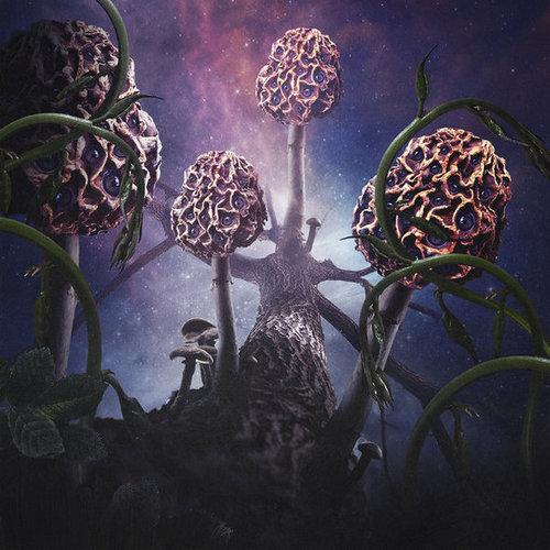 BLUT AUS NORD - Hallucinogen cover
