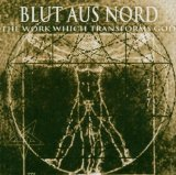 BLUT AUS NORD - The Work Which Transforms God cover