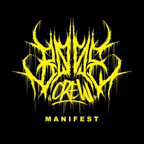 BONE CREW - Manifest cover