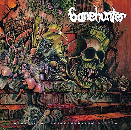 BONEHUNTER - Dark Blood Reincarnation System cover