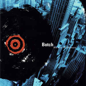 BOTCH - We Are The Romans cover