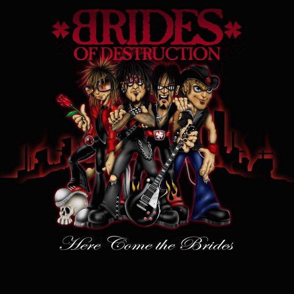 BRIDES OF DESTRUCTION Here Come The Brides Reviews