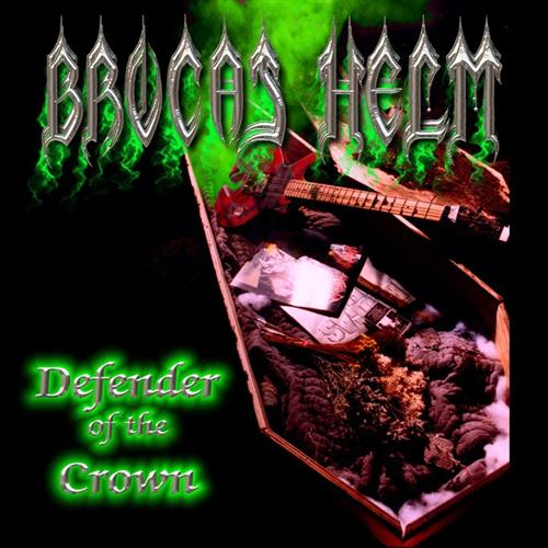 BROCAS HELM - Defender of the Crown cover