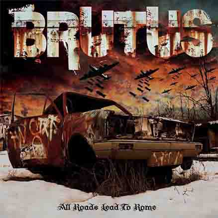 BRUTUS - All Roads Lead To Rome cover