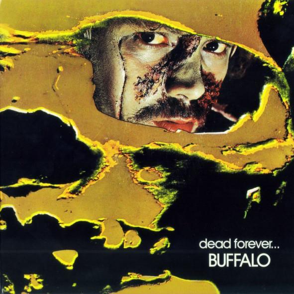 BUFFALO - Dead Forever cover
