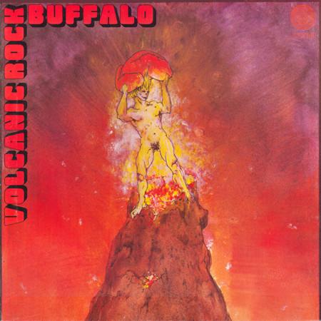 BUFFALO - Volcanic Rock cover