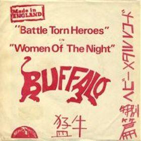 BUFFALO - Battle Torn Heroes / Women of the Night cover