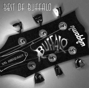 BUFFALO - Best of Buffalo cover