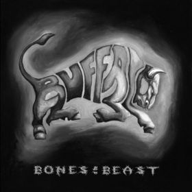BUFFALO - Bones of the Beast cover