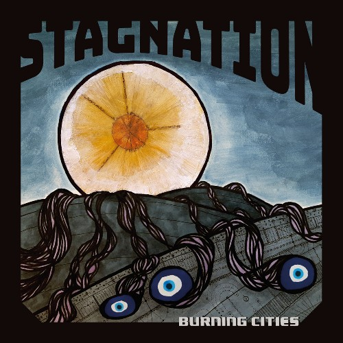 BURNING CITIES - Stagnation cover