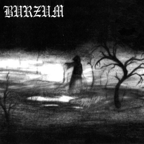 BURZUM - Burzum cover