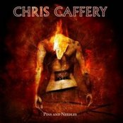 CHRIS CAFFERY - Pins and Needles cover