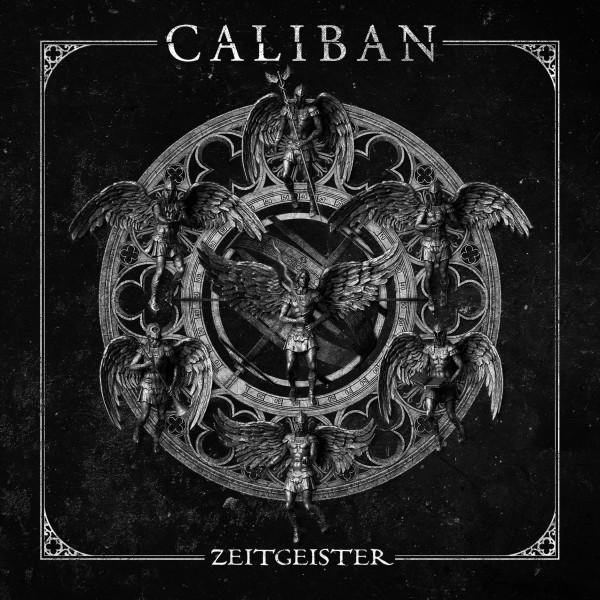 CALIBAN - Zeitgeister cover