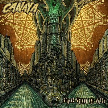 CANAYA - Sealed Within The Walls cover