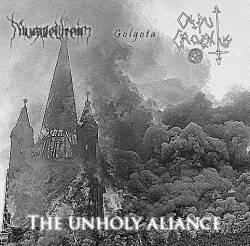 CAPUT CRUENTUS - The Unholy Aliance cover