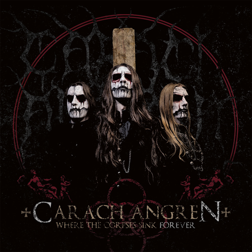 CARACH ANGREN - Where The Corpses Sink Forever cover